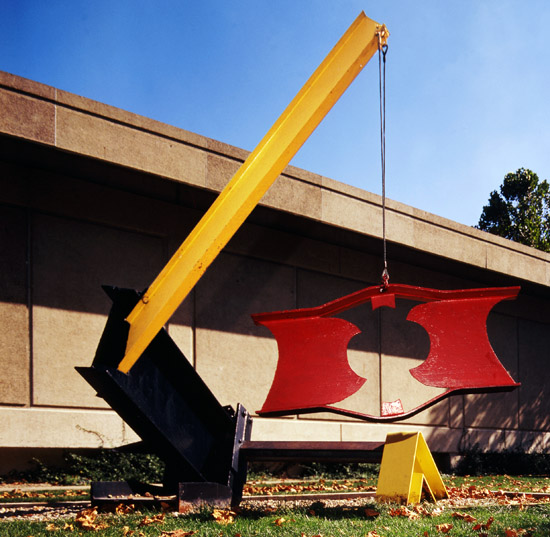 Untitled, 1971 - Mark di Suvero