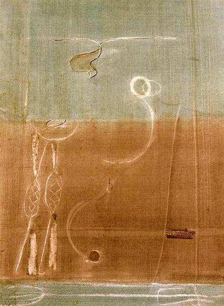 Aubade, 1944 - Mark Rothko