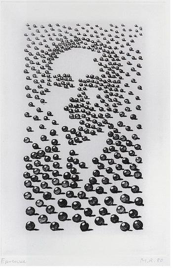 Raymond Roussel, Impressions d'Afrique, 1980 - Markus Raetz