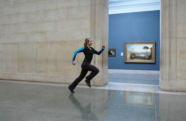 Work No. 850 (Runners), 2008 - Martin Creed