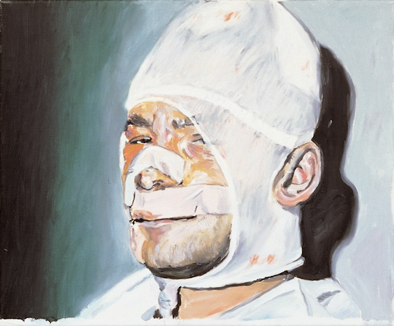 Dialogue with the Youth of Today (detail), 1981 - Martin Kippenberger