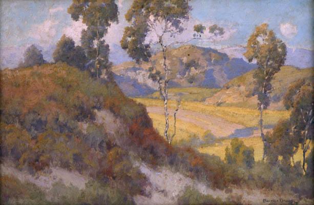 Landscape, 1915 - Maurice Braun