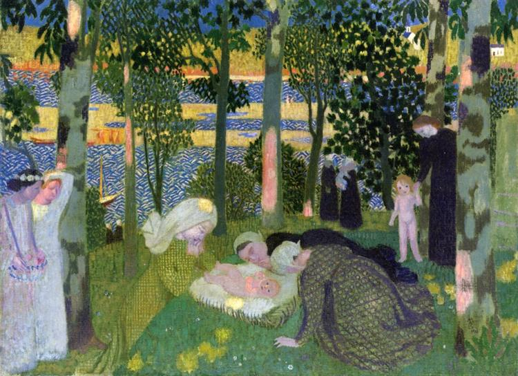 Afternoon in the Woods, 1919 - Maurice Denis