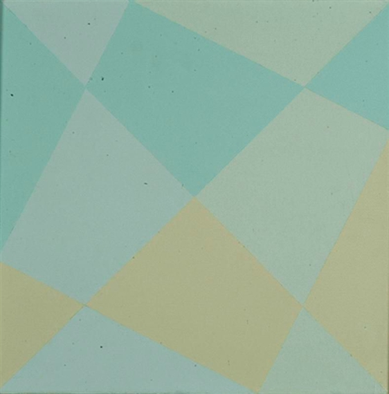 Dynamische farbdurchdringung - Max Bill