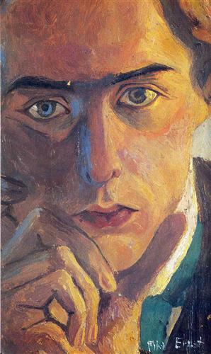 Self-Portrait - Max Ernst