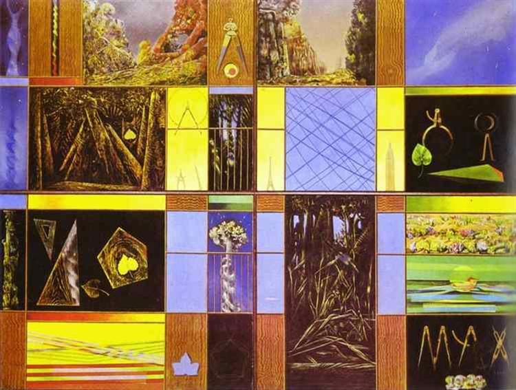 Vox Angelica - Max Ernst