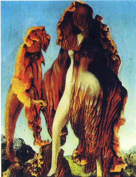 Wizard Woman, 1941 - Max Ernst