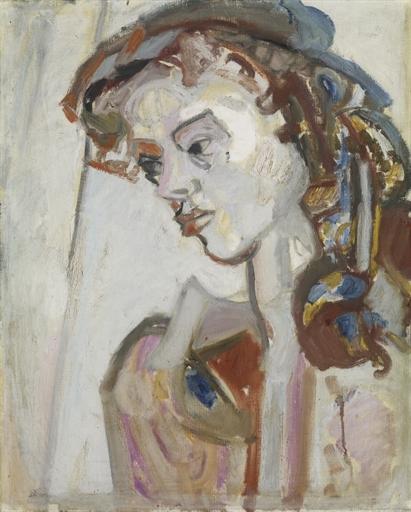 Portrait Maria Gubler - Max Gubler