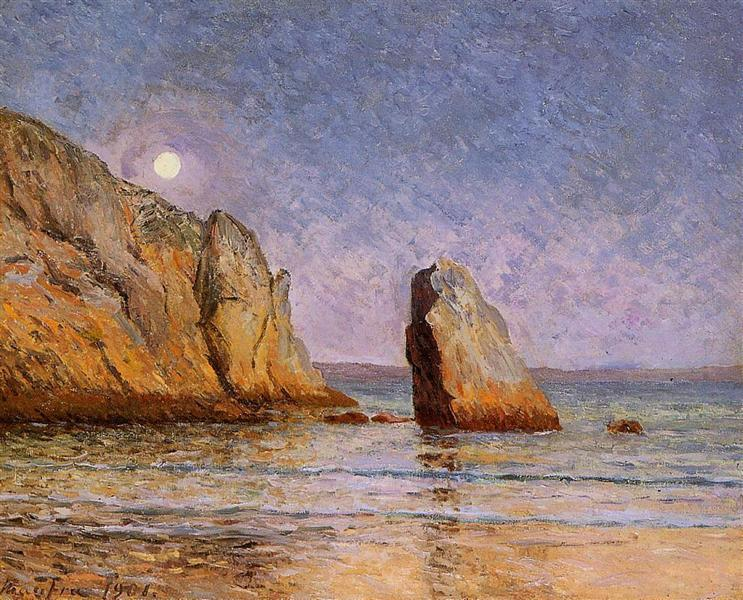 Moonrise, 1901 - Maxime Maufra