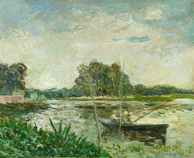The fishermen - Maxime Maufra