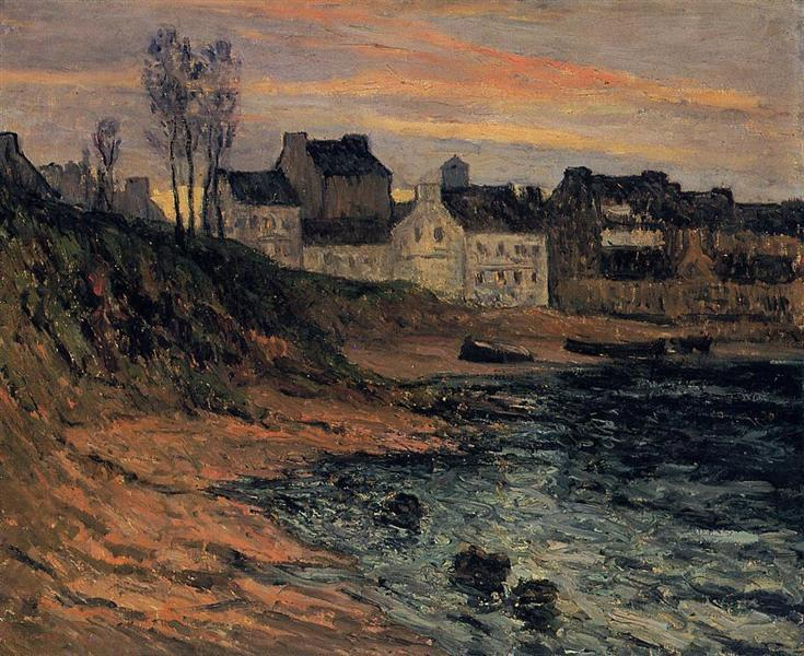 Twilight, 1896 - Maxime Maufra