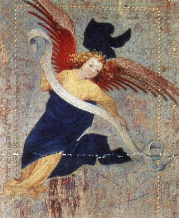 Angel (from Altar of Philip the Bold), 1399