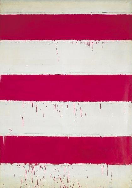 Peinture n°10, 1965 - Michel Parmentier