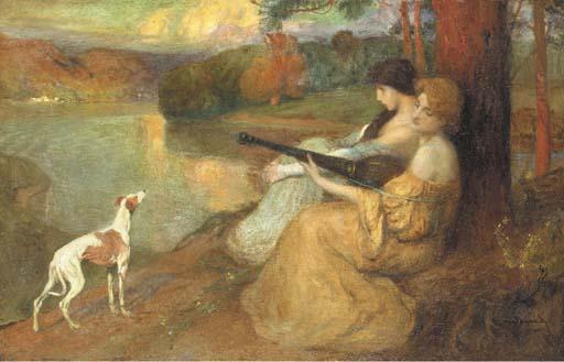 Harmonie du soir, 1905 - Michel Simonidy