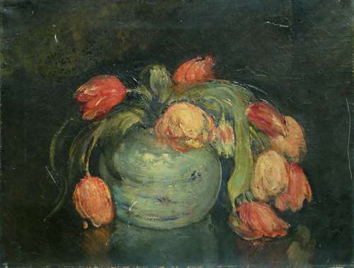 Tulipes, 1923 - Michel Simonidy