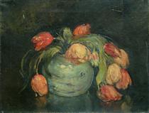 Tulipes - Michel Simonidy