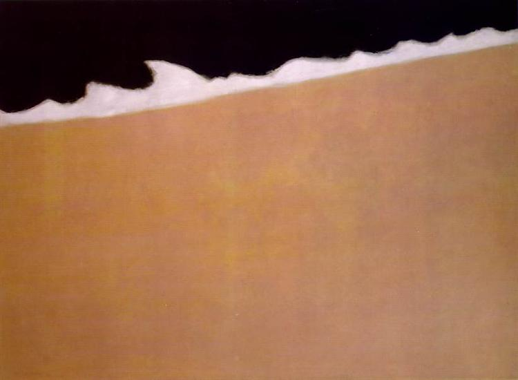 Black Sea, 1959 - Milton Avery