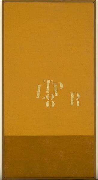 Untitled, 1981 - Mira Schendel