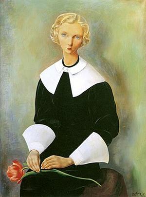Ingrid, 1932 - Moise Kisling