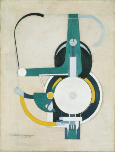 Painting (formerly Machine), 1916 - Morton Livingston Schamberg