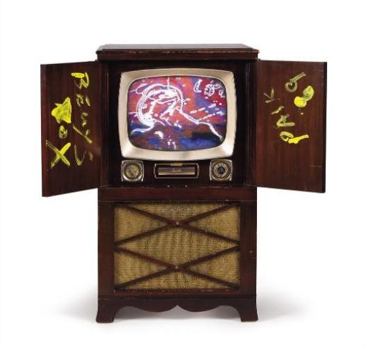 Beuys Vox, 1989 - Nam June Paik