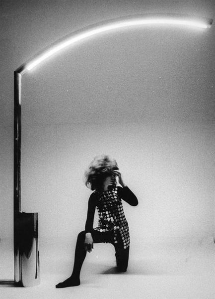 Golden Gate, 1971 - Nanda Vigo