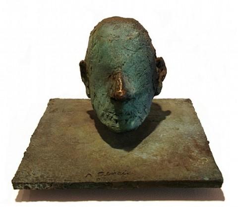 Mask II, 2007 - Nathan Oliveira