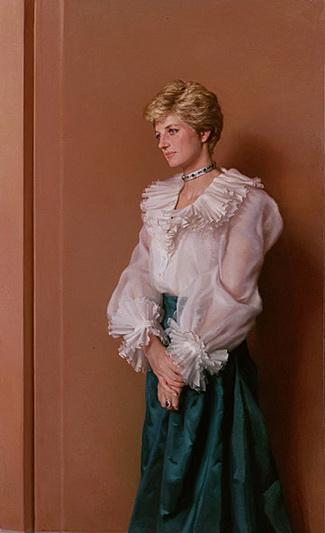 Princess Diana - Nelson Shanks