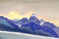 Lahaul - Nicholas Roerich