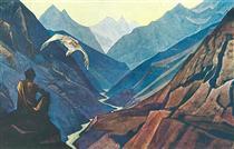 Teacher's order - Nikolai Konstantinovich Roerich