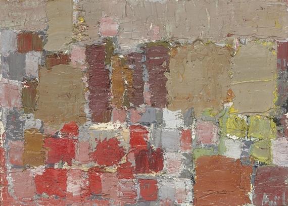Composition - Nicolas de Staël