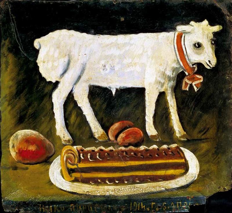 Easter lamb, 1914