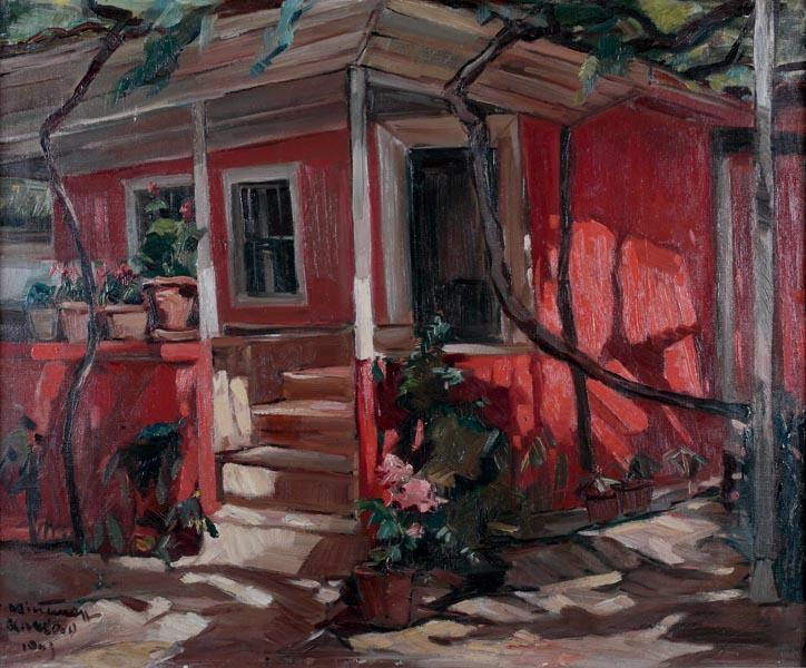 Карловски двор, 1943 - Nikola Tanev