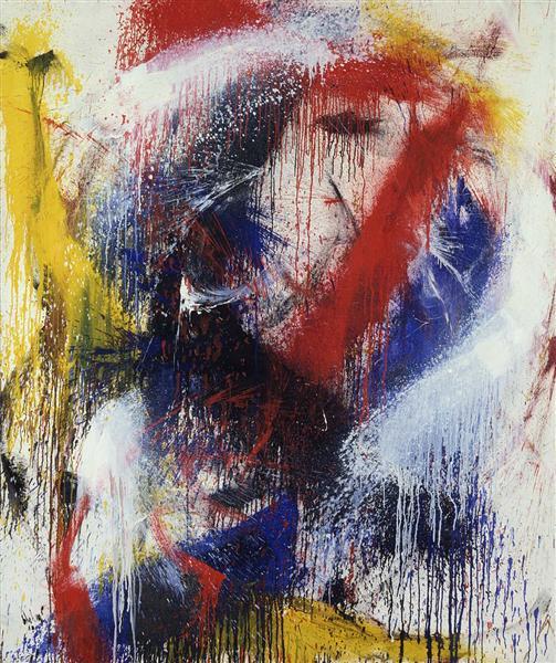 Excalibur, 1960 - Norman Bluhm