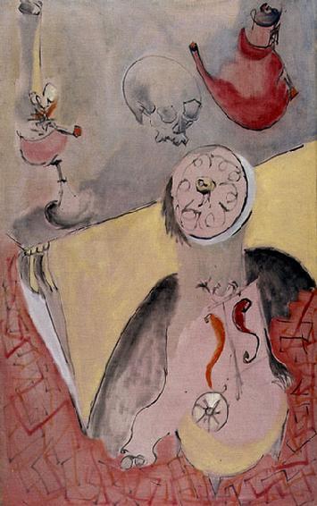 Still Life, 1948 - Norman Bluhm