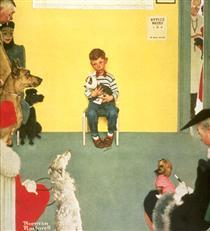 Norman Rockwell 238 œuvres D Art Peinture
