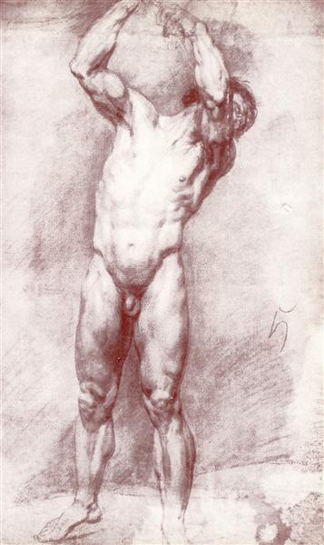 Sitter, 1803 - Orest Kiprensky