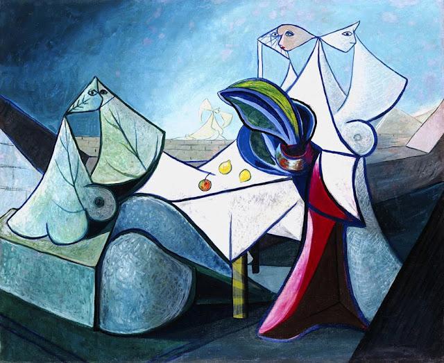 Femmes o Mujeres, 1942 - Oscar Dominguez