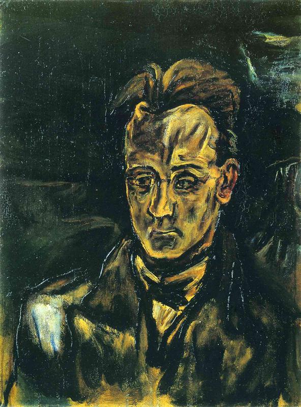 an introduction to the life of oskar kokoschka Self-portrait as degenerate artist by oskar kokoschka (1937) oil on canvas private collection, courtesy the scottish national gallery of modern art, edinburgh.