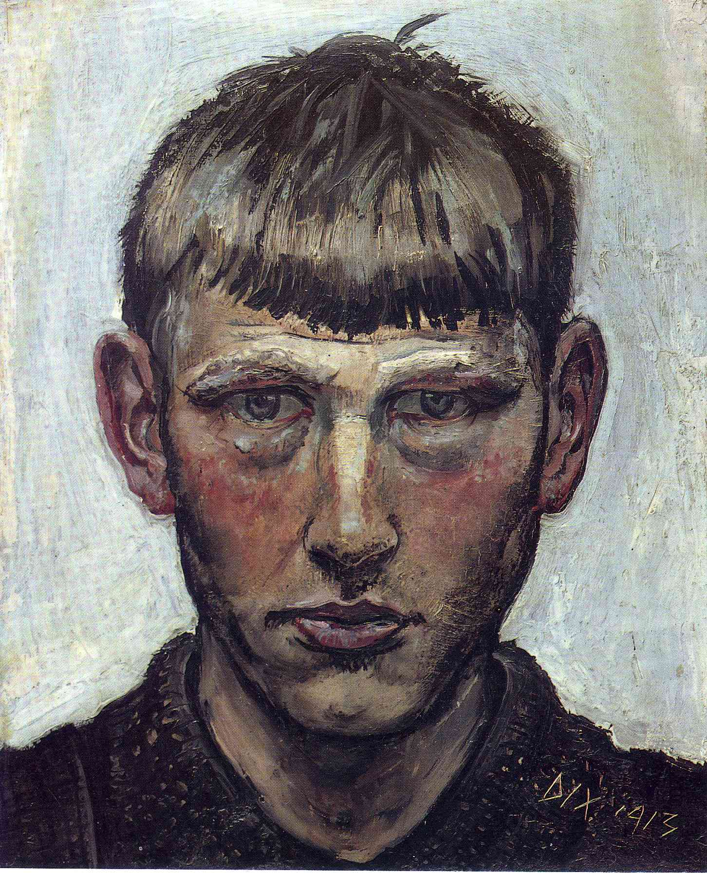artists and self portraits In, chronological order, here are 10 of the most significant self-portraits from different time periods in van gogh's life.