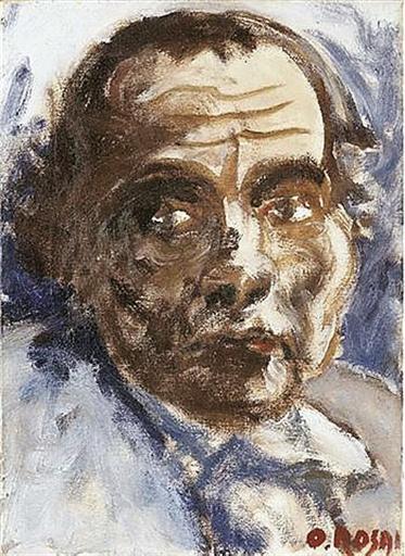 Autoritratto - Ottone Rosai