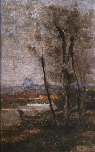Landscape - Pericles Pantazis