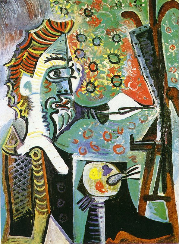 An artist  Pablo Picasso  WikiArt.org  encyclopedia of visual arts