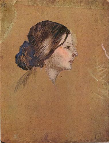 Madeleine - Pablo Picasso
