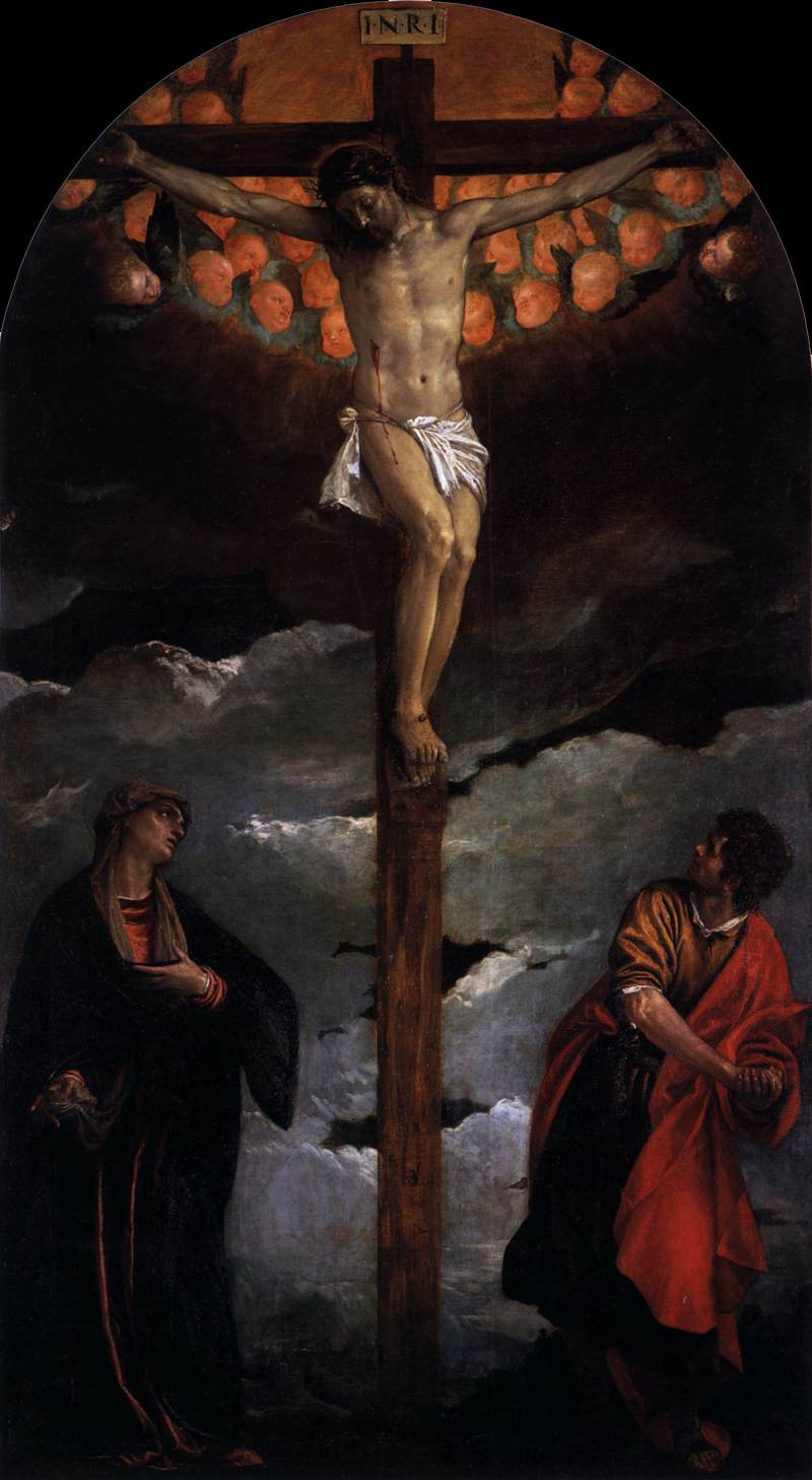 Woman Crucifixion