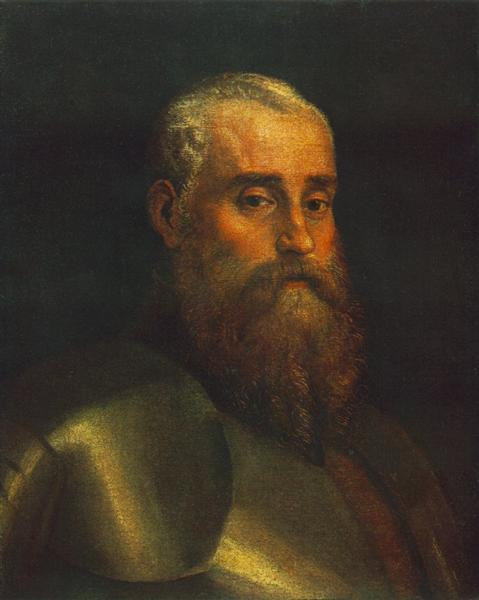 Portrait of Agostino Barbarigo, 1571 - Paolo Veronese