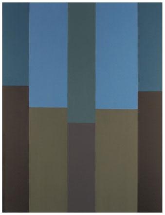 Proust's Sea, 2006 - Pat Lipsky