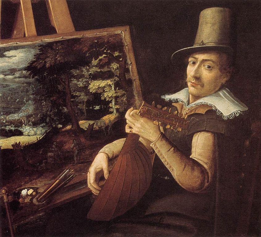 Self-Portrait, 1600