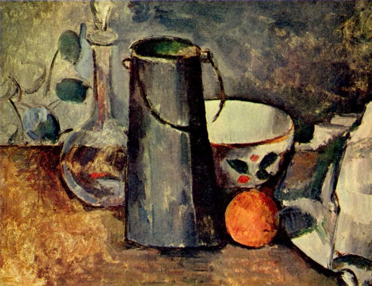 Paul Cezanne Paintings Still Life