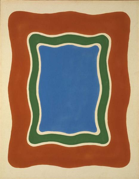 Alruccabah, 1964 - Paul Feeley